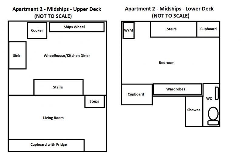 Hope - Apartment 2 Floorplan