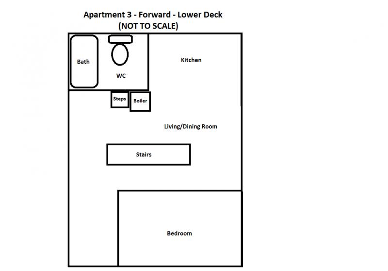 Hope - Apartment 3 Floorplan