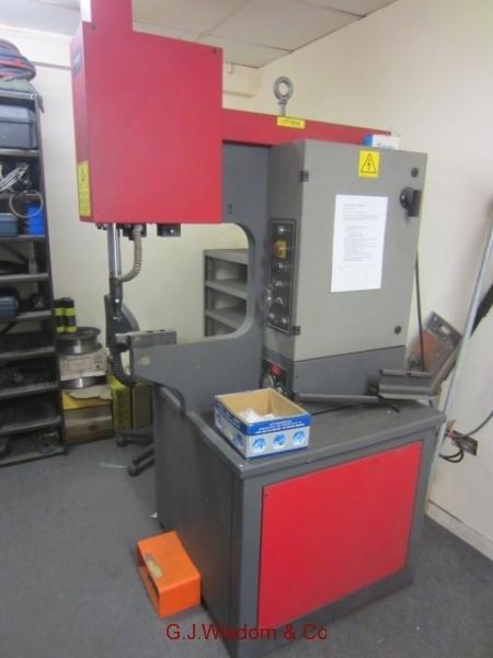 Metal Fabrictors Machinery
