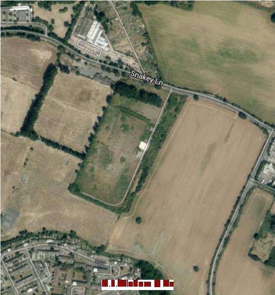 Birds Eye of Feltham Site