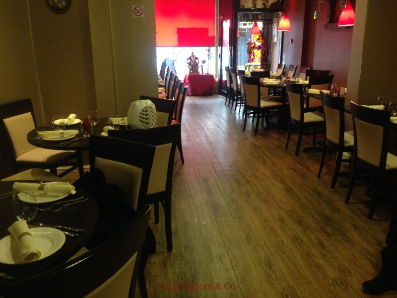 Indian Restaurant/Business For Sale