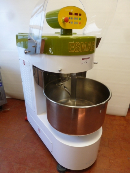 Esmach Spiral Mixer - G J Wisdom Commercial Auctioneers (Bexley, London)