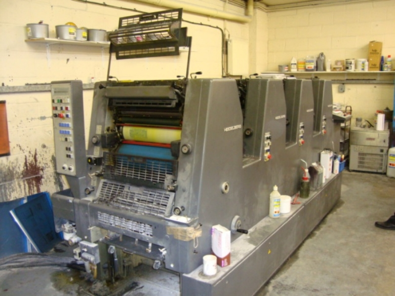 Tender Sale of Metal Press Machine - G J Wisdom Commercial Auctioneers (Bexley, London)
