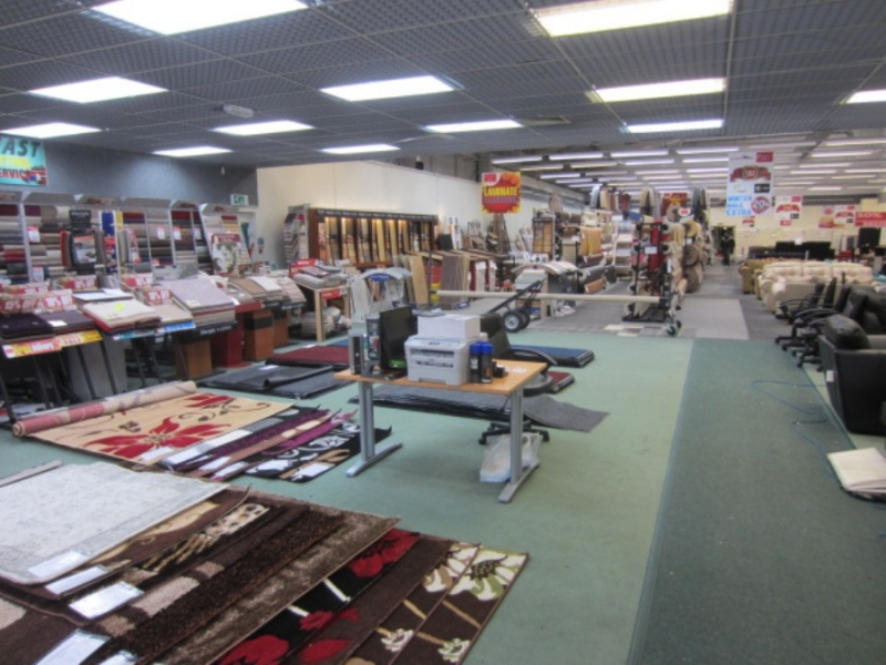 Retail Clearance & On-Site Online Auction - G J Wisdom Commercial Auctioneers (Bexley, London)