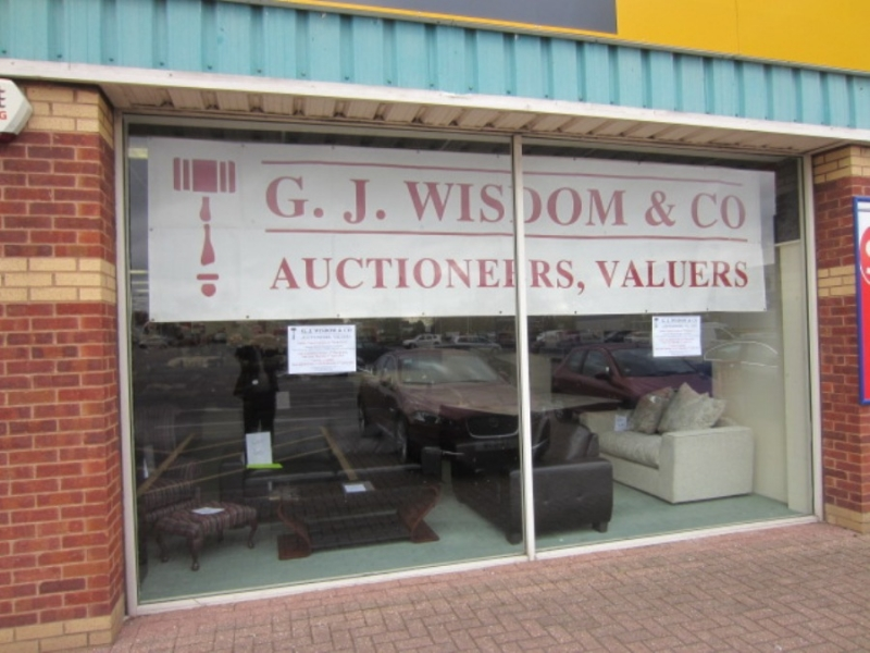 Furniture Retail Clearance & On-Site Online Auction - G J Wisdom Commercial Auctioneers (Bexley, London)