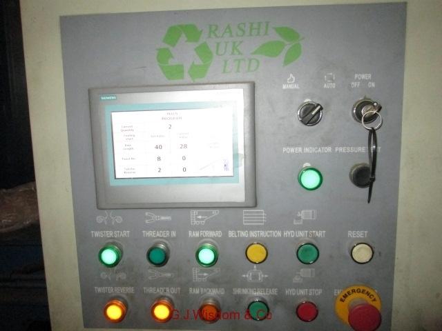 Bailing Machine