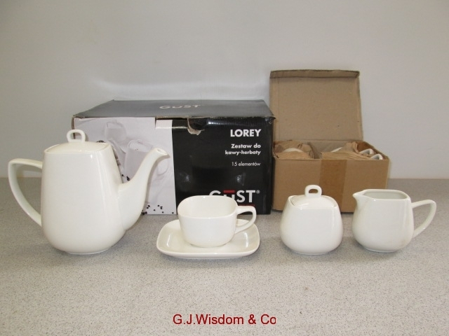 Crockery - Coffee Set