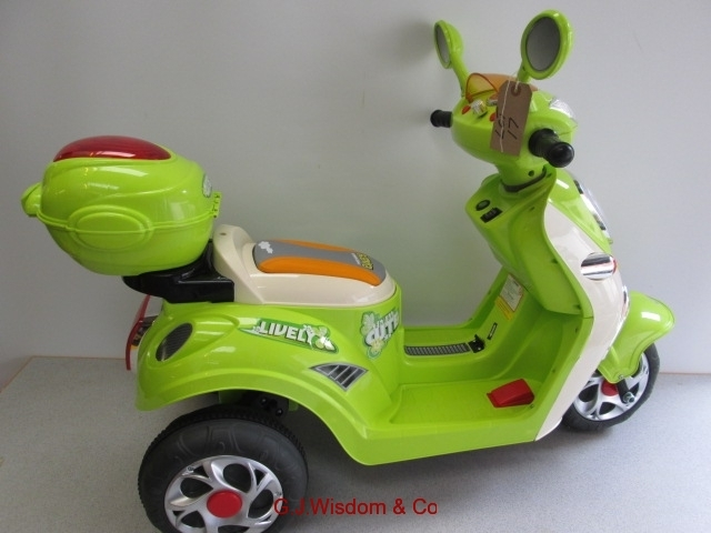 Kid's Electric Motorcyle