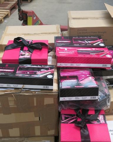 Pink Straigheners