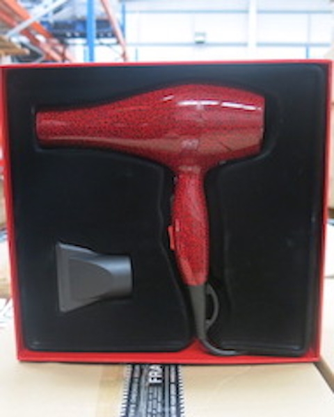 Red Hairdryer