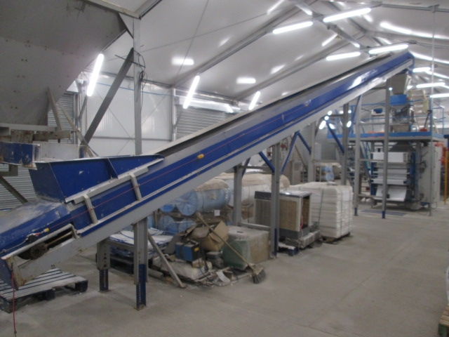 Feed Conveyor Packaging Line