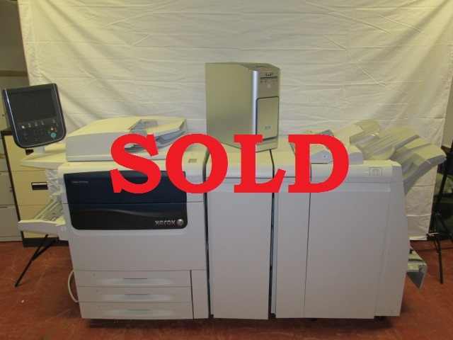 Xerox J75 SOLD