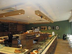 G J Wisdom & Co - London Cafe For Sale - Tottenham Court Road